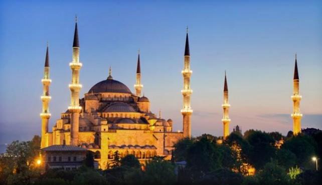 Viaje a Turquia. En familia