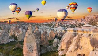 Viaje a Turquia. Grupo verano. Turquia al completo
