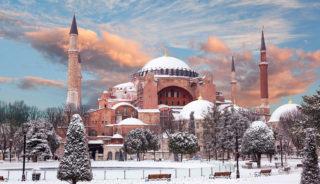 Viaje a Turquía. Navidad. Fin de año en Estambul
