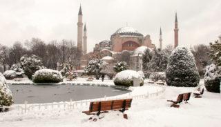 Viaje a Turquía. Navidad. Turquía mágica en fin de año