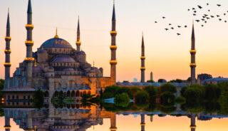 Viaje a Turquía. En Grupo. Colores de Turquía