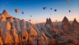 Viaje a Turquía mágica. Semana Santa
