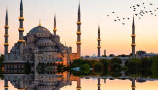Viaje a Turquía. Semana Santa. En grupo