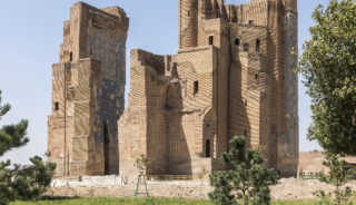 Viaje a Uzbekistan. Grupo verano. La joya de Asia Central
