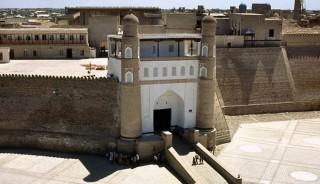 Viaje a Uzbekistán y Turkmenistán. Ruta de la Seda