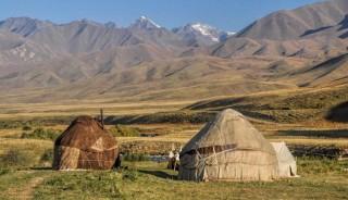 Viaje a Uzbekistán y Kirguistán. Ruta caravanas