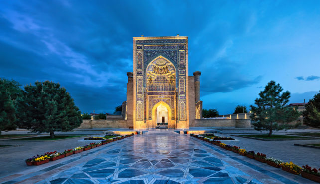 Viaje a Uzbekistán a Medida. Ruta de Samarkanda
