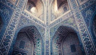 Viaje a Uzbekistán. A medida. La ruta de las caravanas y la seda
