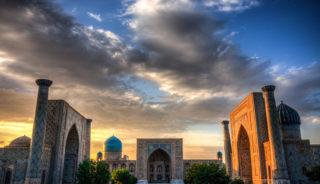 Viaje a Uzbekistán. A medida. Senderos hacia Samarkanda