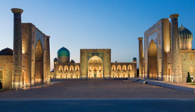 Viaje a Uzbekistán a Medida | Ruta de Samarkanda