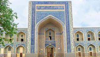 Viaje a Uzbekistán en verano