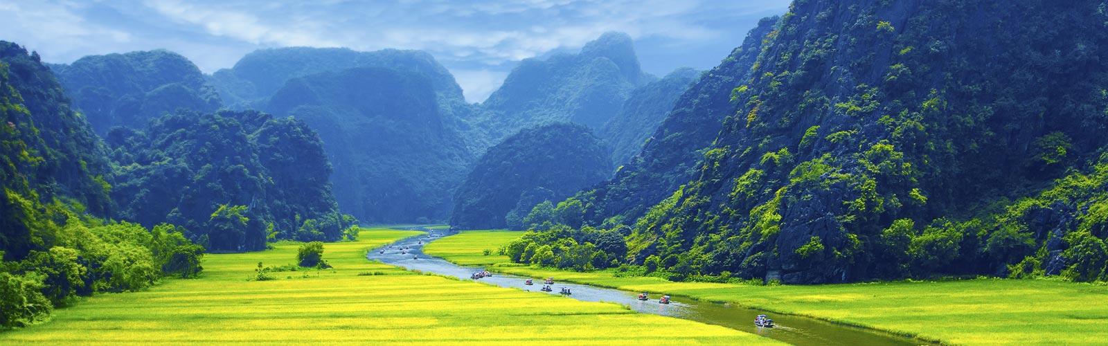 Viaje a Vietnam y Camboya. 3 Ago.