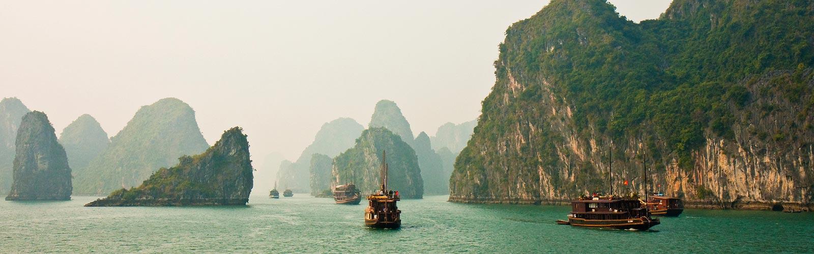 Viaje a Vietnam. 31 Jul.