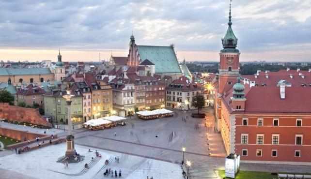 viaje a alemania y polonia