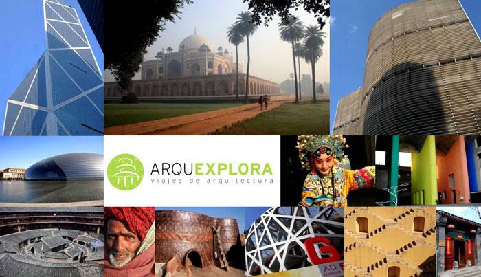 Viajes de Arquitectura Arquexplora