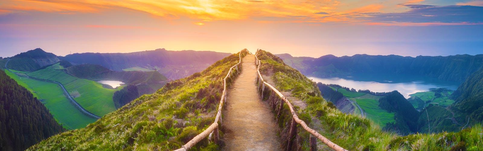 Viaje de autora a Azores. 26 Oct.