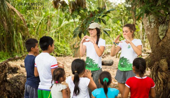 Viaje a Perú. Voluntariado. Conservación en el Amazonas