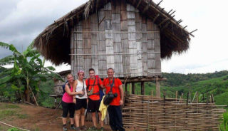 Viaje a Tailandia. Voluntariado. Ecotrekking cultural y alternativo en el norte de Tailandia