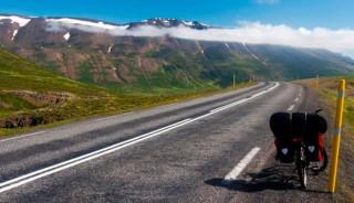 Viaje en bicicleta a Islandia