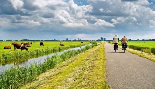 Viaje en bicicleta a Austria. Danubio