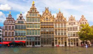 Viaje a Bélgica. En bicicleta. De Bruselas a Brujas