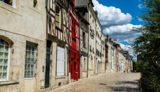 Viaje en bicicleta a Francia. Autoguiado. Castillos del Loira