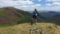 Viaje en bicicleta a Irati. Semana Santa