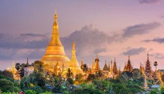 Viaje en bicicleta a Myanmar. En grupo. Myanmar sobre dos ruedas en familia