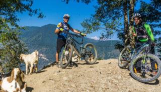 Nepal e-bike. En bicicleta eléctrica por los Annapurnas