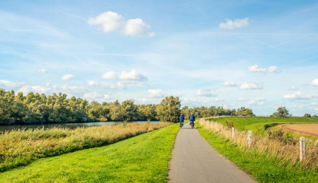 Viaje a los Países Bajos en bicicleta