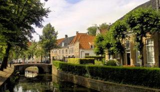 Viaje en bicicleta a los Países Bajos. Autoguiada. Ijsselmeer, nostalgia Alemana