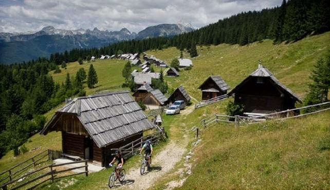 Viaje en bicicleta a Eslovenia