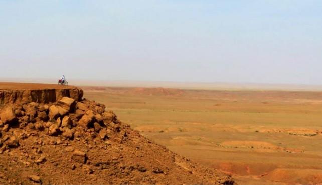 Viaje en bicicleta a Marruecos. Con David Casalprim