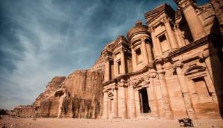 Viaje a Jordania. Fin de año.