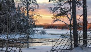 Viaje a Laponia finlandesa. Fin de año