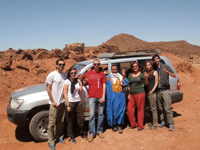 viaje marruecos comentarios