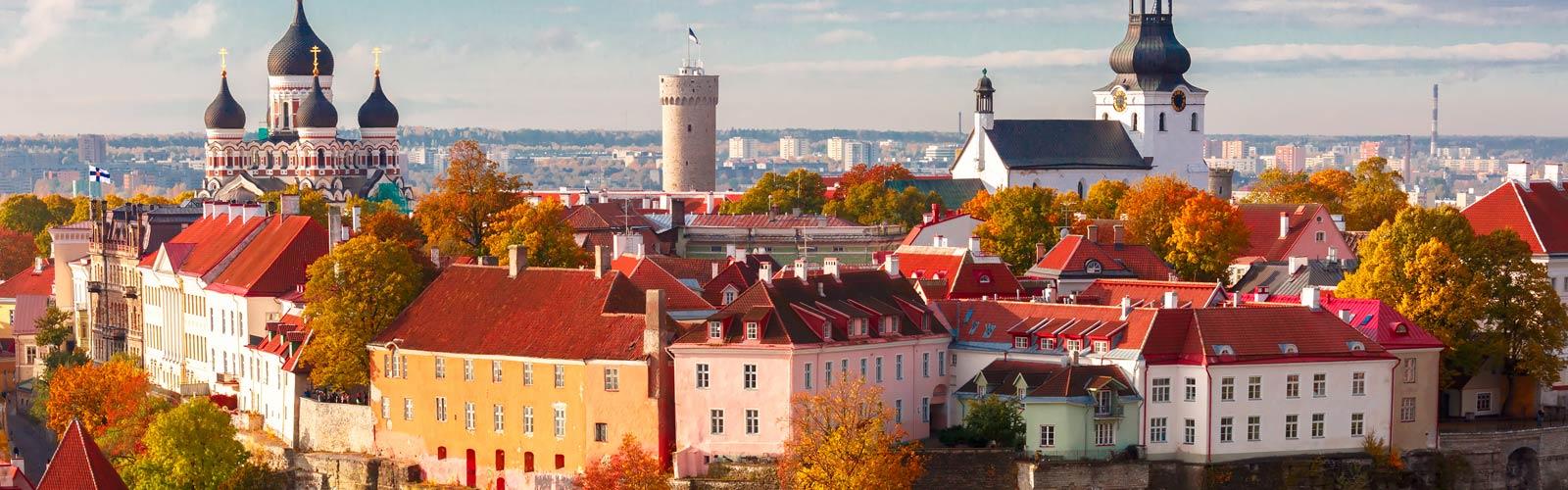 Viaje a Países Bálticos. 6 Ago.