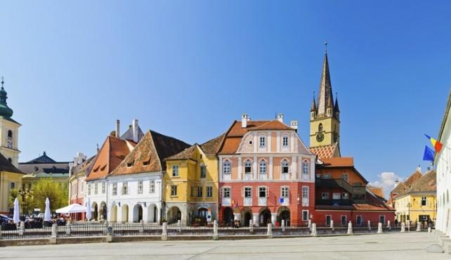Viaje a Rumanía