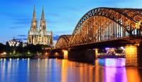 Viaje a Alemania y Francia. En crucero. Rhin de Colonia a Estrasburgo