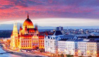 Viajes a Hungría