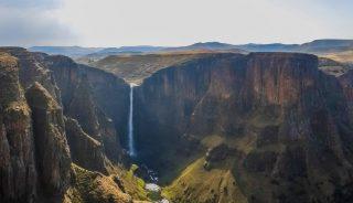 Viajes a Lesoto