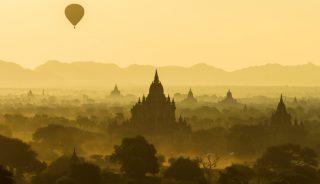 Viajes a Myanmar