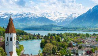 Viajes a Suiza