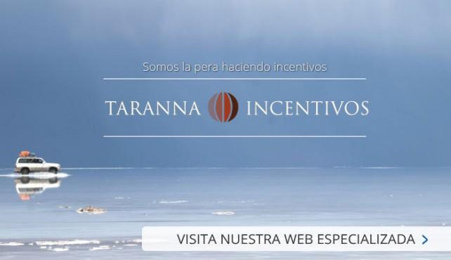 Viajes de incentivo Taranna