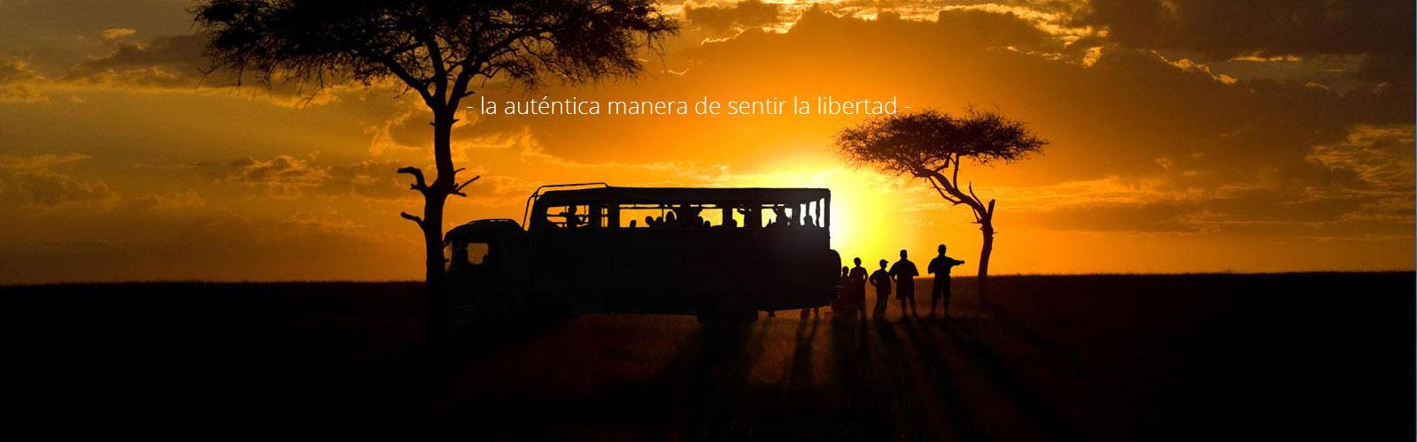 Viajes en camión por África