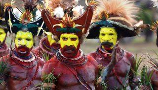 Viajes a Papúa Nueva Guinea