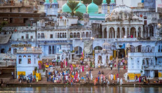 Viaje a India. Responsable