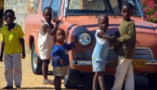 Viaje a Zimbabwe. Voluntariado. Niños de Zimbabwe